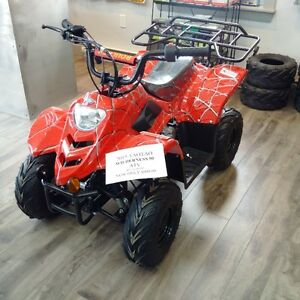 NEW!!! 2016 TOA TAO WILDERNESS 50 ATV