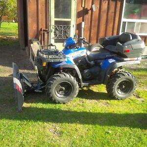 New Price - 2004 Sportsman 700 with Plow