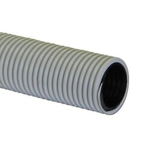 """Air Hose Double Walled 50' X 1 1/2"""" Grey With Black Liner Crushproof Made In Usa"""