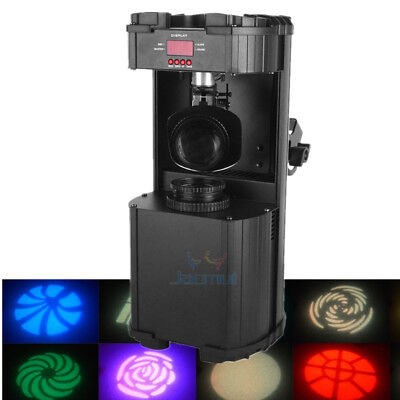 30W DMX LED Scanner Mobile DJ Stage Light With 8 Colors and 8 Gobos