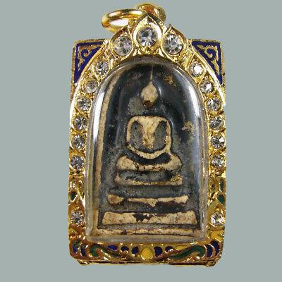 Thai old phra somdej wat rakang LP TOH Pim Yai antique magic amulet buddha