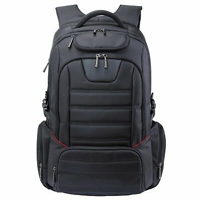 "Lifewit 18.4"" Men Large Laptop Backpack Travel Business Computer Bag All-in-one"