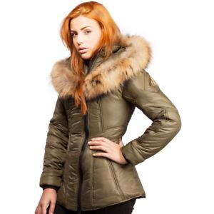 BRAND NEW! Women's Arctic North Sicilia Parka Jacket (Size XS)