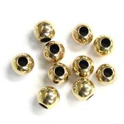 14k Solid Gold Beads
