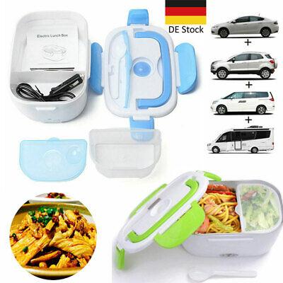KFZ elektrische Thermo Lunchbox fürs Auto Lunch Box Essenwärmer Isolierbehälter