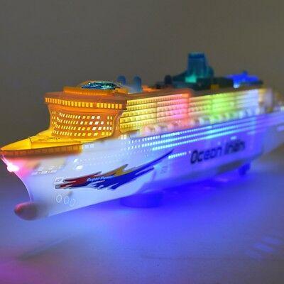 Musik Kreuzfahrtschiff Aidaluna Modellschiff Spielzeug Kreuzfahrtschiff Flash