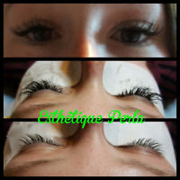 Professional eyelash extension - 50$/CHATEAUGUAY