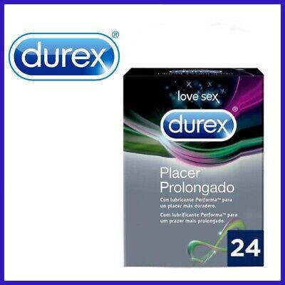 Durex Placer Prolongado, 24 Preservativos