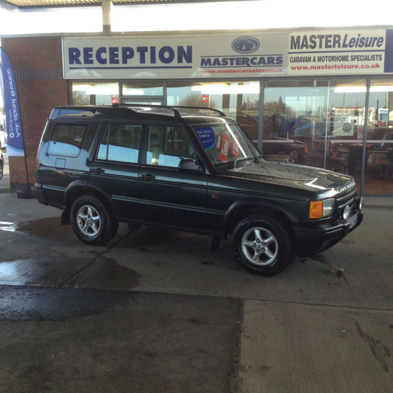 Land Rover Discovery 2 5td5 Gs Auto For Sale In Bedfordshire In