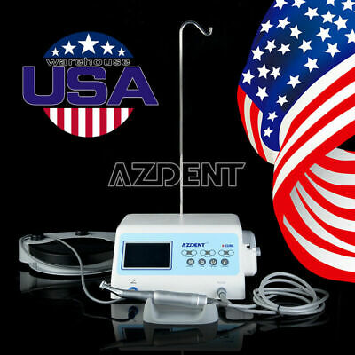 Azdent Dental Surgical Implant System Brushless Led Motor Unit 201 Handpiece