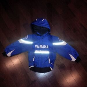 Kids Yamaha Winter Coat