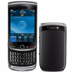 Blackberry Torch 9800 Public Mobile Fido Rogers Bell Videotron