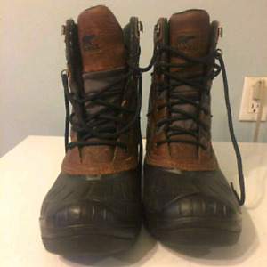 Winter boots SOREL MEN SIZE 8