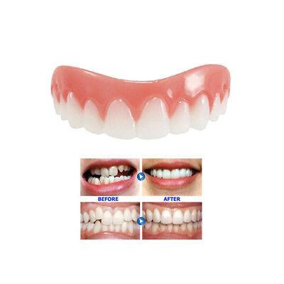 Fit Veneers Abdeckungen Great Smile Veneer Zahnpasta Instant Zähne Flex #KI01
