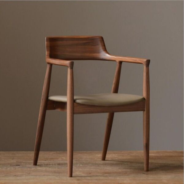 CSC 013 PO Solid Wood Chair, Dining Chair
