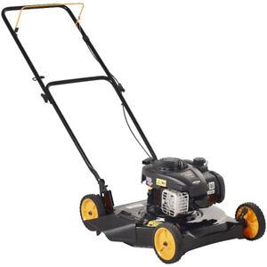"""Poulan Pro 20"""" Push Gas Lawn Mower, New"""