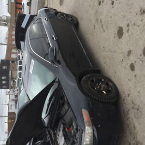 Acura TSX part out
