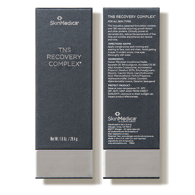 SkinMedica TNS Recovery Complex 28.4 g / 1 oz New in Box FRESH - 100% Authentic