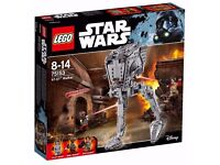 LEGO Star Wars AT-ST Walker (75153) BRAND NEW AND SEALED