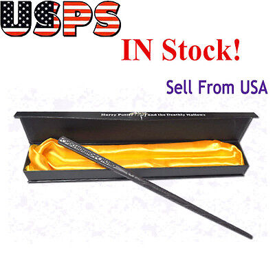 Harry Potter Sirius Black Magical Magic Wand Cosplay Halloween In Box In Usa