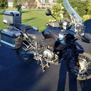 2012 BMW R1200GS Triple Black 2012