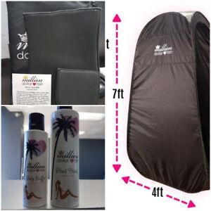 Million Dollar Spray Tan Supplies