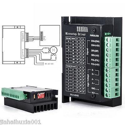Single Axis 4a Tb6600 Stepper Motor Driver Controller 942v Micro-step Cnc