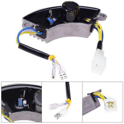 3500 Watt AVR Generator Automatic Voltage Regulator Rectifier New Aluminum 3.5KW