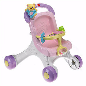 Poussette -  trotteuse ( Fisher-Price )