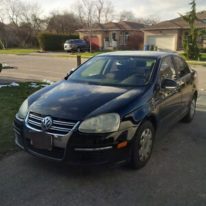 2006 Volkswagen Jetta I5 Sedan 2.5 As Is