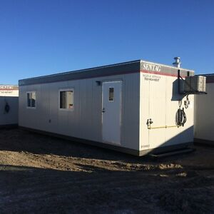 Office or Lunch Trailer - 10x32 skid *** PRICE REDUCED***