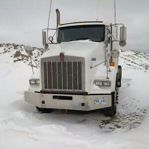 2012 Kenworth T800 Tractor