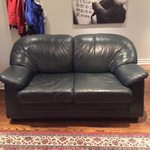 Custom Leather Couches, priced to sell