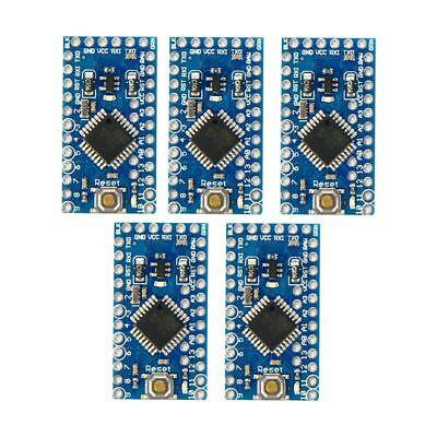 5Pc Pro Mini Enhancement Atmega328P 16Mhz 5V Compatible Arduino Pro Modulo F1J8