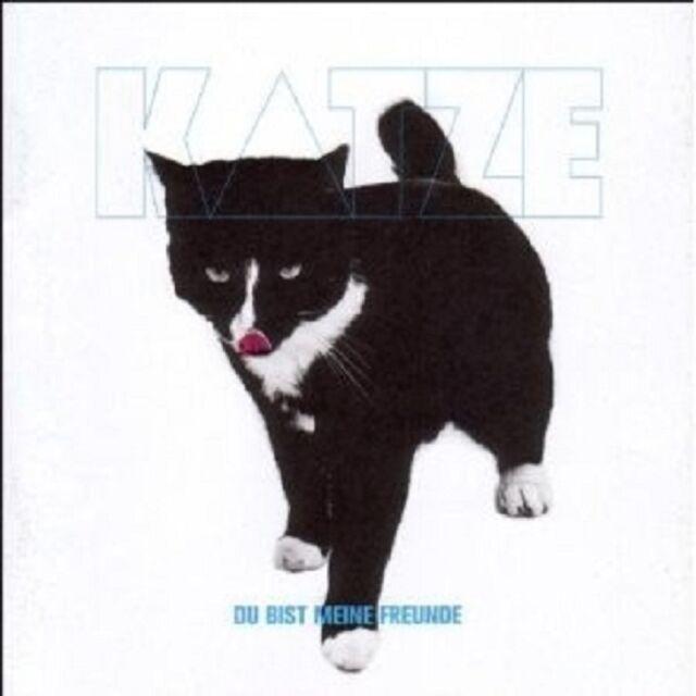 """KATZE """"DU BIST MEINE FREUNDE"""" CD NEU"""