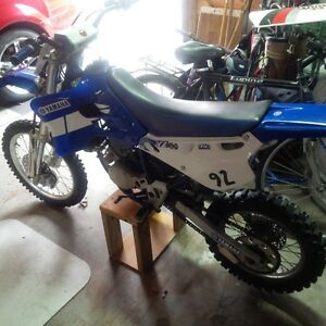 YZ 80 ready to ride