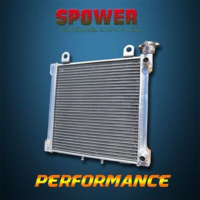 Aluminum Radiator For Bombardier ATV DS650 00-06 2 Row Core
