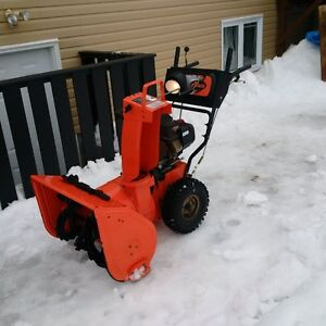 Ariens 27 Deluxe Snow Blower