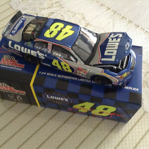 FOR SALE:  NASCAR - JIMMIE JOHNSON #48 - LOWES  2003 - DIECAST