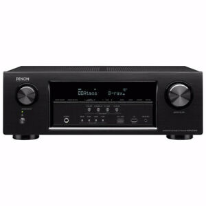 Brand New Denon AVR-S710W 7.2 Channel 4K Ultra HD A/V Receiver
