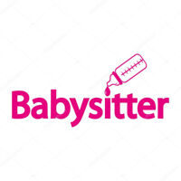 Babysitter available!