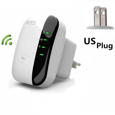 1* WiFi Range Extender Super Booster 300Mbps Superboost Boost Speed Wireless US