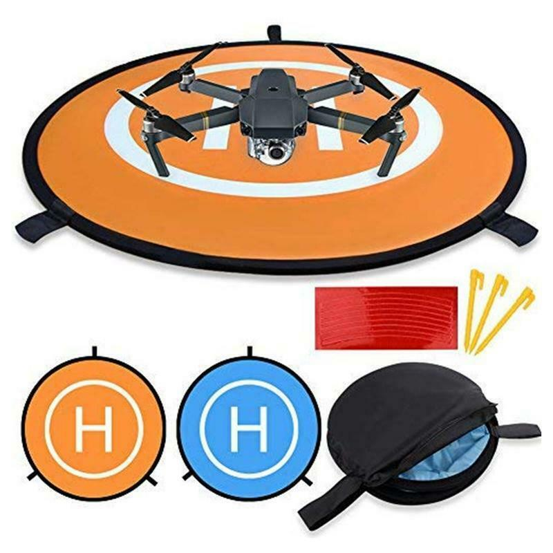 Vivitar Drone and Quadcopter Landing Pad Accessories 32 inch, Waterproof