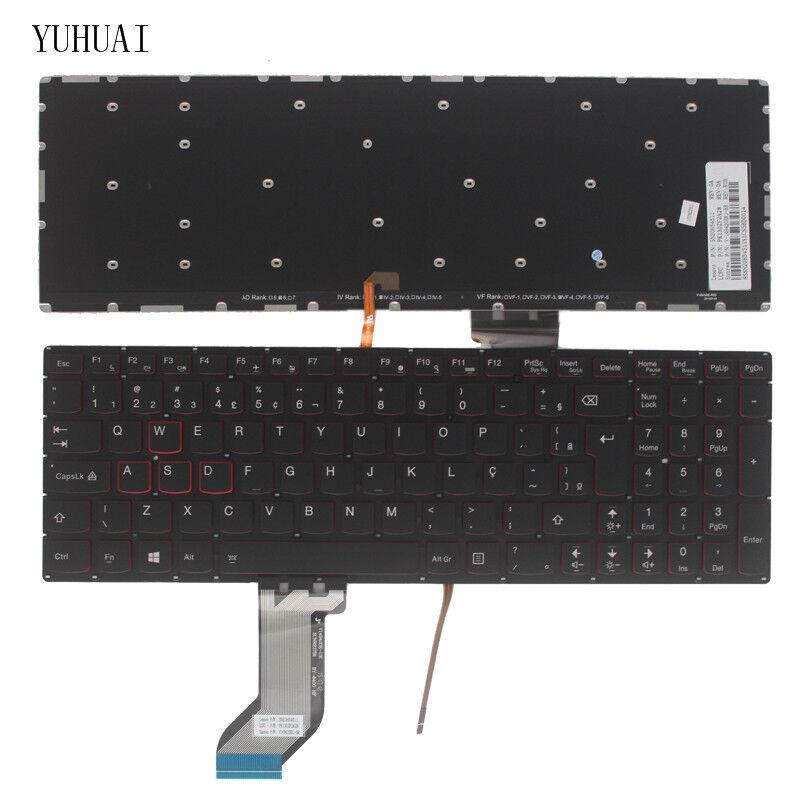 LI180 Key for keyboard Lenovo Ideapad Y700 Y700-15ACZ Y700-15ISK Y700-17ISK