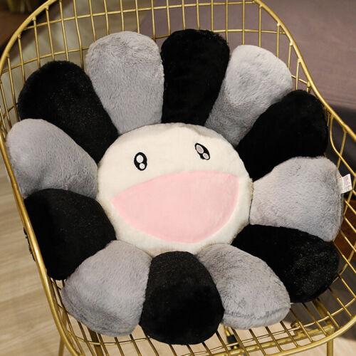 40CM Takashi Murakami KiKi Ohaha Rainbow Flower Plush Cushion KaiKai Large Pillo