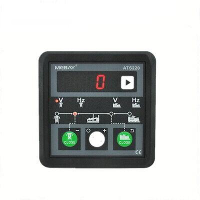 Ats220 Generatormains Ats Controller Automatic Transfer Switch Controller