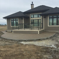 Looking for concrete finishers and labour