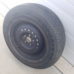 """Good 14"""" spare and rim"""