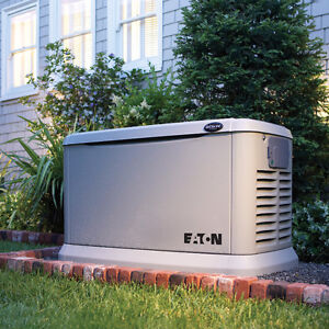 Eaton Home Generator Standby System