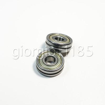 Us Stock 2pc 8mm V628zz 8248 V Groove Ball Bearings 0.315 Inch Vgroove Bearing